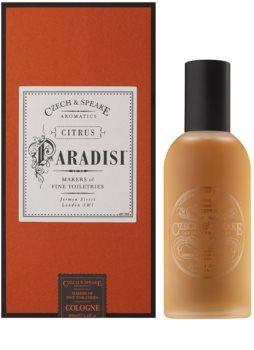 Czech & Speake Citrus Paradisi kolonjska voda uniseks 100 ml