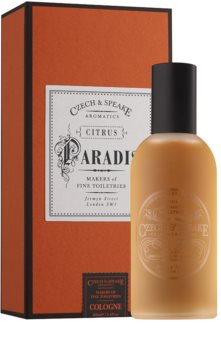 Czech & Speake Citrus Paradisi Eau de Cologne unisex 100 ml