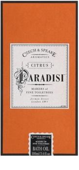 Czech & Speake Citrus Paradisi Shower Oil unisex 100 ml