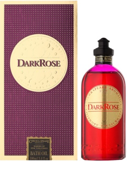 Czech & Speake Dark Rose olio doccia unisex 100 ml