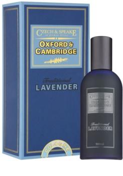 Czech & Speake Oxford & Cambridge eau de cologne unisex 100 ml