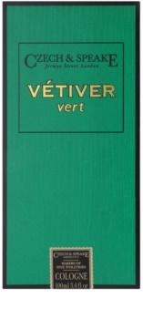 Czech & Speake Vetiver Vert eau de cologne unisex 100 ml