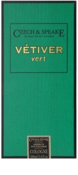 Czech & Speake Vetiver Vert kolínská voda unisex 100 ml