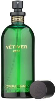 Czech & Speake Vetiver Vert acqua di Colonia unisex 100 ml
