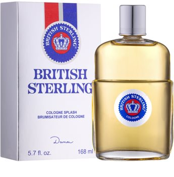 Dana British Sterling kolínská voda pro muže 168 ml