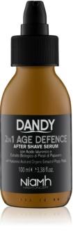 DANDY Age Defence Serum nach der  Rasur