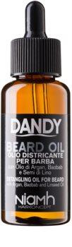 DANDY Beard Oil Bart - und Kinnöl