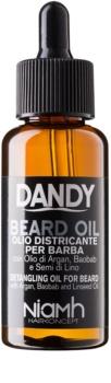 DANDY Beard Oil olaj szakállra és bajuszra
