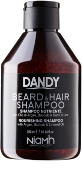 DANDY Beard & Hair Shampoo shampoo per capelli e barba