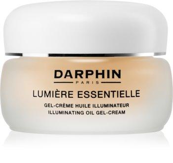 Darphin Lumière Essentielle gel creme de clareamento com efeito hidratante