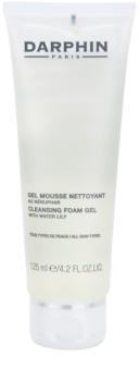 Darphin Cleansers & Toners Make-up Remover Schuimende Gel met Waterlelie