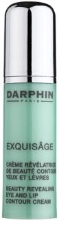 Darphin Exquisâge zpevňující a vyhlazující krém na oční okolí a rty