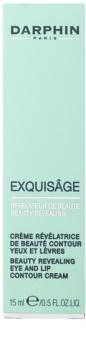 Darphin Exquisâge festigende und glättende Creme  Für Lippen und Augenumgebung