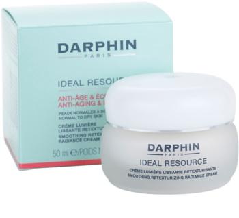 Darphin Ideal Resource glättende Creme zur Erneuerung von Struktur und Glanz der Haut