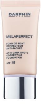 Darphin Melaperfect коректуючий тональний крем проти темних кіл SPF 15