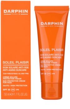 Darphin Soleil Plaisir крем для обличчя для засмаги SPF 30