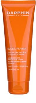 Darphin Soleil Plaisir αντηλιακή κρέμα για σώμα SPF 30