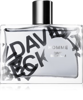 David Beckham Homme Eau de Toilette voor Mannen 75 ml