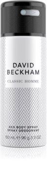 David Beckham Homme αποσμητικό σε σπρέι για άντρες 150 μλ