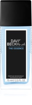 David Beckham The Essence desodorizante vaporizador para homens 75 ml