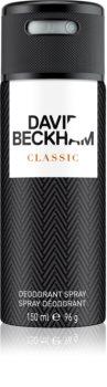 David Beckham Classic Deo-Spray für Herren 150 ml