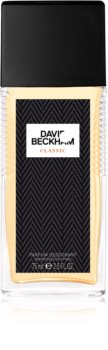 David Beckham Classic desodorante con pulverizador para hombre 75 ml