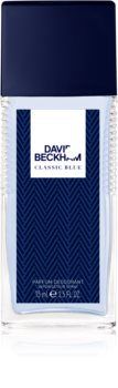 David Beckham Classic Blue dezodorant v razpršilu za moške