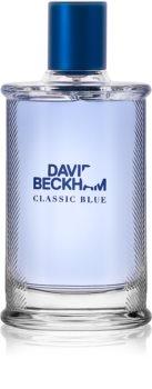 David Beckham Classic Blue toaletna voda za muškarce 90 ml