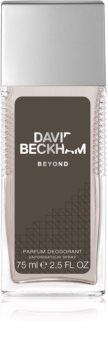 David Beckham Beyond desodorante con pulverizador para hombre