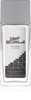 David Beckham Beyond Forever déodorant avec vaporisateur pour homme 75 ml