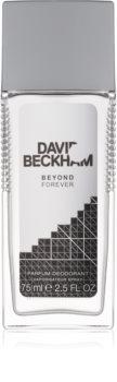 David Beckham Beyond Forever deodorant s rozprašovačem pro muže 75 ml