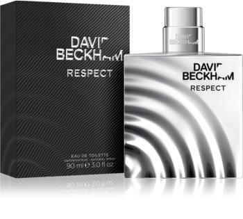 David Beckham Respect Eau de Toilette für Herren 90 ml