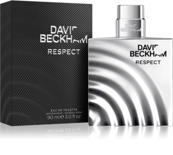 David Beckham Respect Eau de Toilette voor Mannen 90 ml