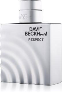 David Beckham Respect eau de toilette pentru barbati 90 ml