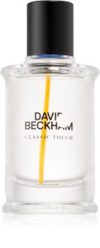 David Beckham Classic Touch toaletná voda pre mužov 40 ml