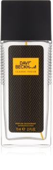 David Beckham Classic Touch dezodorant v razpršilu za moške 75 ml