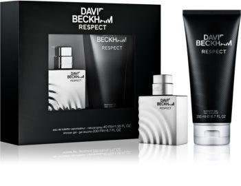 David Beckham Respect ajándékszett I.