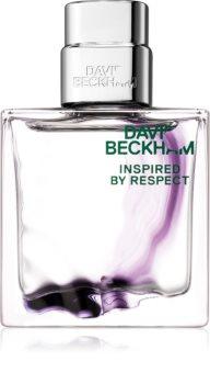 David Beckham Inspired By Respect toaletna voda za moške 40 ml
