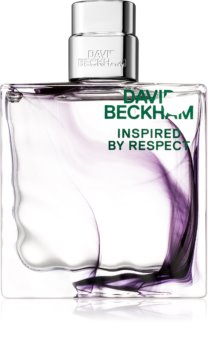 David Beckham Inspired By Respect eau de toilette para homens 90 ml