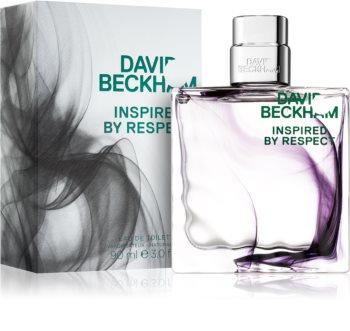 David Beckham Inspired By Respect toaletna voda za moške 90 ml