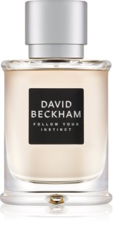 David Beckham Follow Your Instinct Eau de Toilette für Herren 75 ml