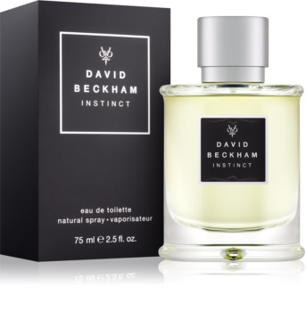 David Beckham Instinct Eau de Toilette Herren 75 ml