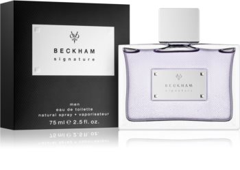 David Beckham Signature for Him eau de toilette pentru barbati 75 ml