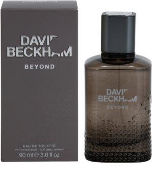 David Beckham Beyond toaletní voda pro muže 90 ml