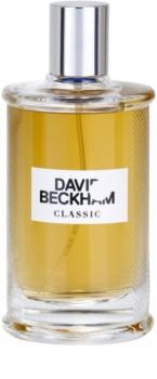 David Beckham Classic eau de toilette pentru bărbați 90 ml