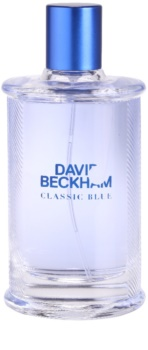 David Beckham Classic Blue toaletna voda za moške 90 ml
