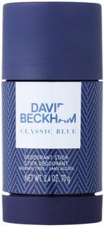 David Beckham Classic Blue dédorant stick pour homme 70 g