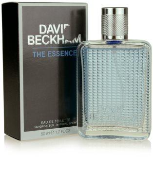 David Beckham The Essence Eau de Toilette für Herren 50 ml