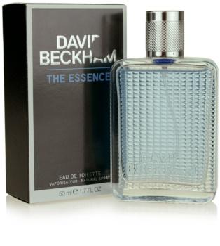 David Beckham The Essence eau de toilette pentru barbati 50 ml