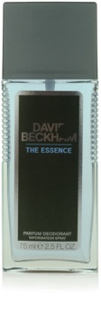 David Beckham The Essence desodorante con pulverizador para hombre 75 ml